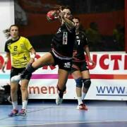 Elisa Alvarez - Sportive de haut niveau